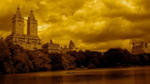 New York Обои possibly containing a business district and a manor titled New York | ♥
