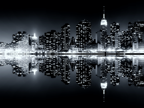 New York wallpaper probably containing a business district titled New York | ♥