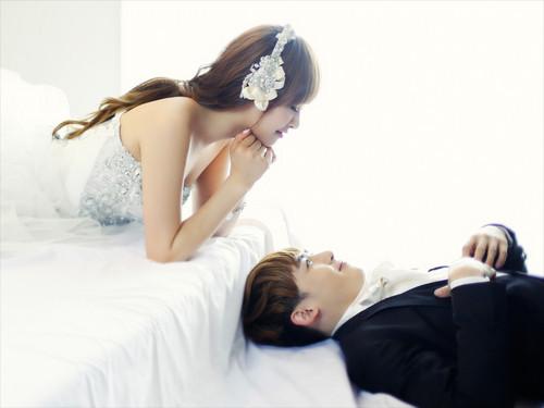 Nichkhun & Victoria - Wedding Picture