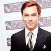 Nicholas Hoult photo containing a business suit titled Nicholas