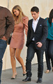 Nick Jonas &amp; Delta Goodrem: Les Miserables Mates (06.29.2011) !! - nick-jonas photo