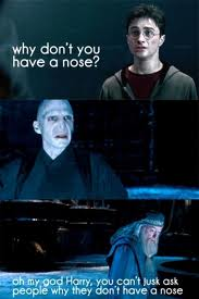 Nose Comic