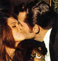 Surprising Kiss - diana-rigg photo
