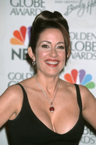 Patricia Heaton Hintergrund with a portrait entitled Patricia Heaton