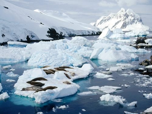 Peterman Island - Antarctic Peninsula