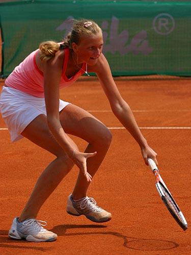 Petra Kvitova legs