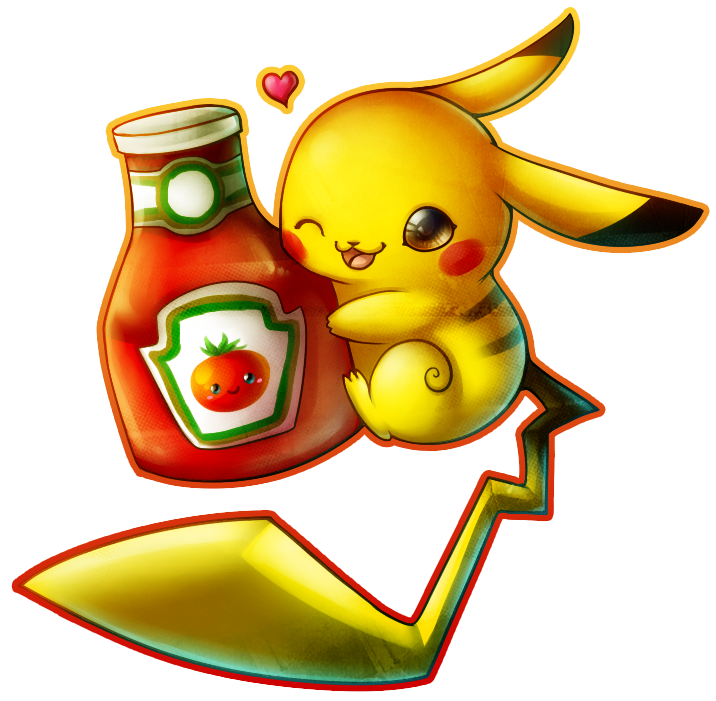 Pikachu on Pinterest | Cute Pikachu, Pokemon and Kawaii