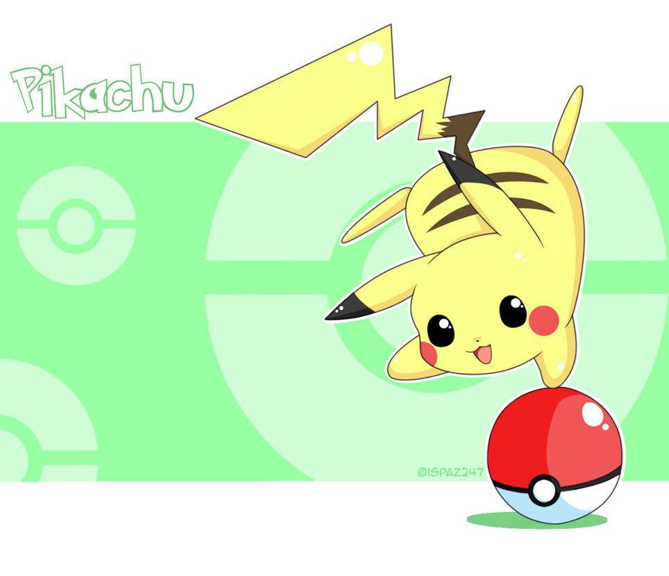 Pikachu pikachu photo 23385650 fanpop - Pikachu kawaii ...