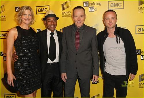 Premiere of Season 4 of Breaking Bad