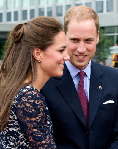 Prince William & Catherine visit Canada