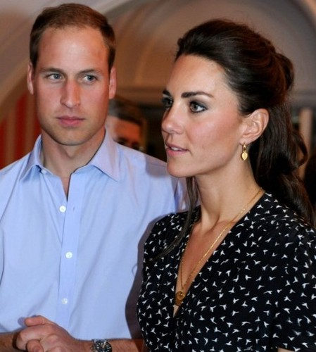 Prince William & Catherine visit Canada
