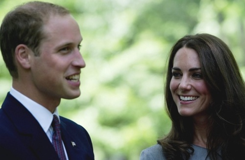 Prince William & Catherine - visit to Canada