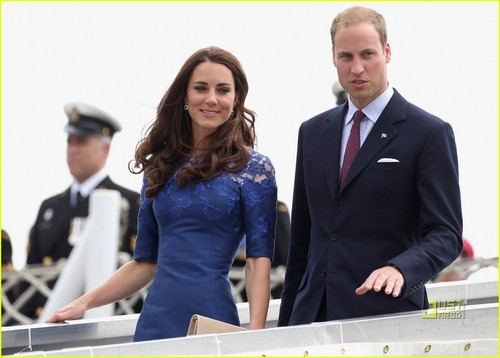 Prince William & Kate: Bonjour, Quebec City!