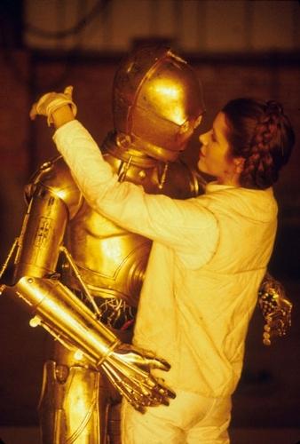 công chúa Leia Organa Skywalker