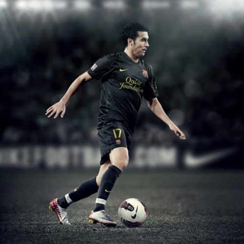 Promo poster for the 2011/12 Kit (Pedro)
