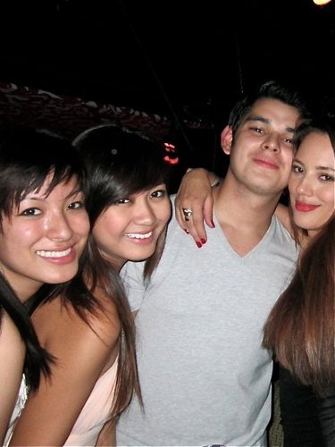 Richard Gutierrez and Janet Emmrich