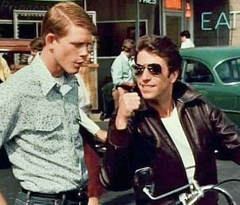 Richie and The Fonz