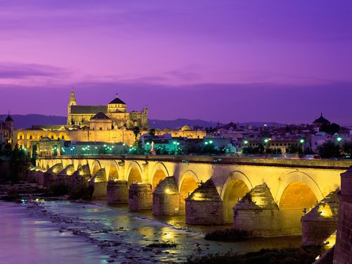 Roman Bridge - Guadalquivir River