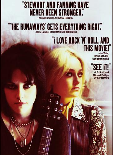 Runaways Movie Poster
