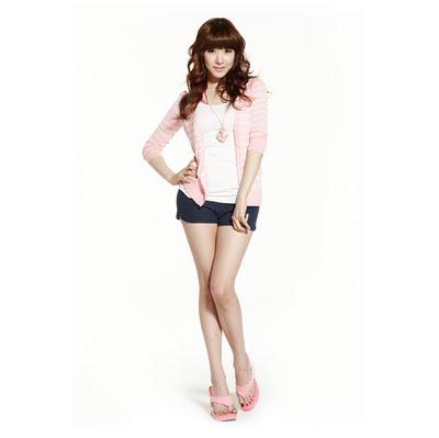 SNSD Tiffany SPAO Summer 2011