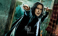 SS DH2 Official Wallpaper - severus-snape wallpaper