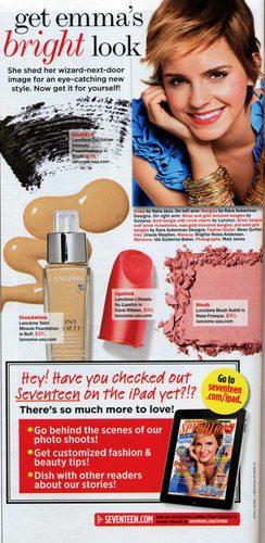 Seventeen Magazine scans