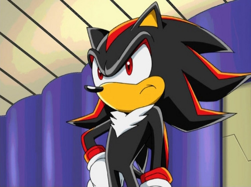 Shadow is cool!!