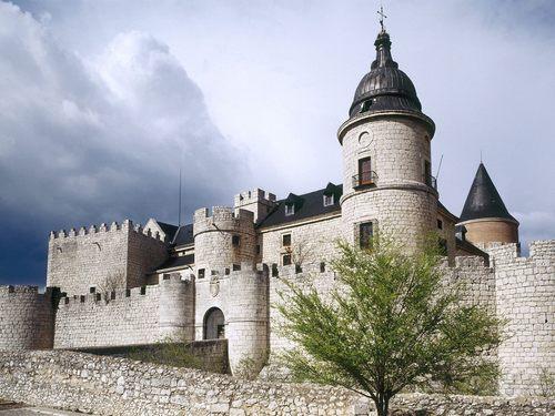Simancas château - Castilla y Leon