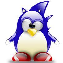Sonic Tux!! XD