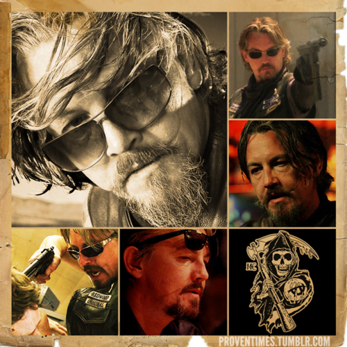 Chibs- Sons of Anarchy