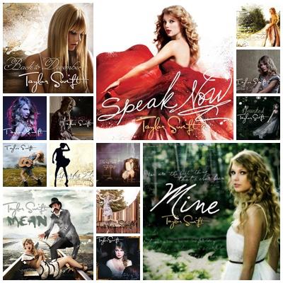 Speak Now Tracklist Cover Art