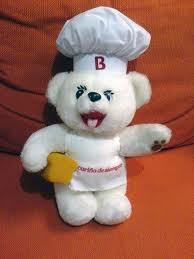 Stuffed Bimbo Bear!