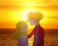 Sunset With You