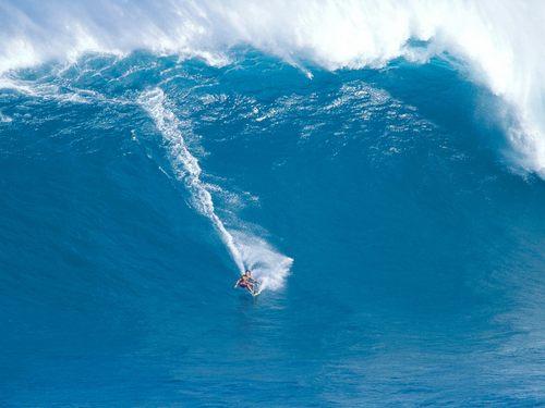 Surfing - Maui