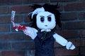 Sweeney Todd Doll