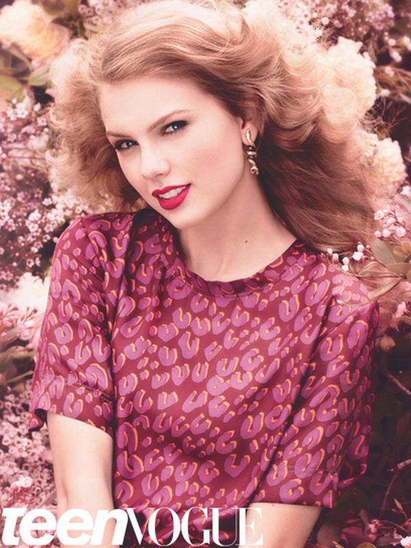 Taylor Swift in Teen Vogue - Taylor Swift Photo (23371121) - Fanpop