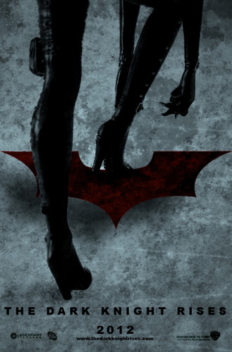 The Dark Knight Rises - Movie Poster - the-dark-knight-rises Fan Art