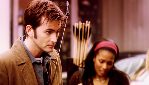 The Doctor and Martha