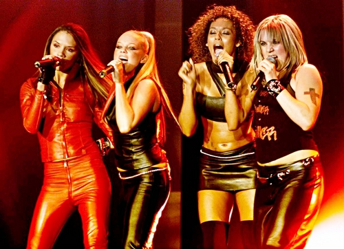 The Spice Girls @ the MTV European âm nhạc Awards 2000