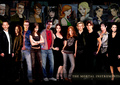 The mortal Instruments Cast by blueshour - mortal-instruments fan art
