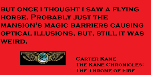 Throne of Fire Quote