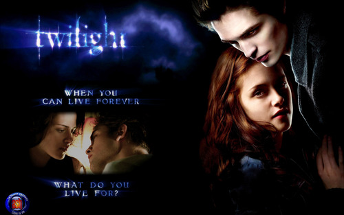 Twilight Movie wallpaper possibly containing a concert and a portrait titled Twilight Movie