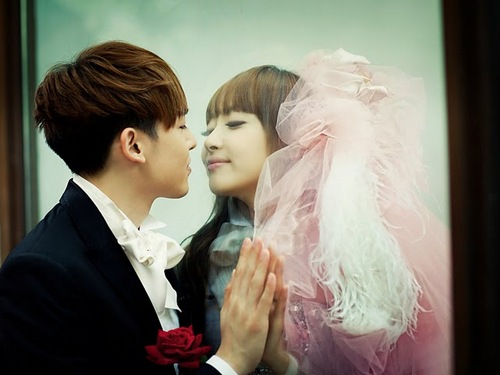 Victoria and Nichkhun's Wedding pics - nichkhun Photo