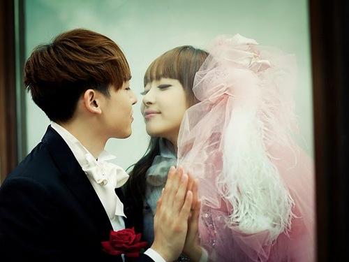 Victoria and Nichkhun's Wedding pics
