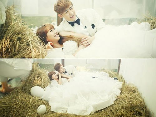 Victoria and Nichkhun's Wedding pics