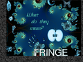 What do they mean? - fringe wallpaper