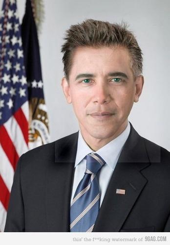 White Obama?