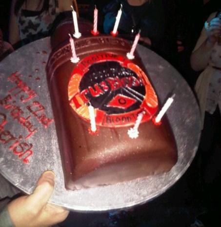 Who wants cake?