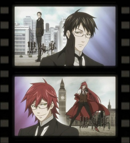 Will and Grell