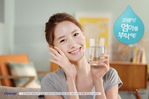 Yoona - Woongjin Coway